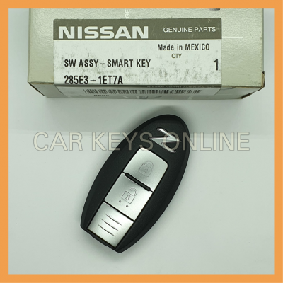 Genuine Nissan 370Z Keyless Smart Remote (285E3-1ET7C)