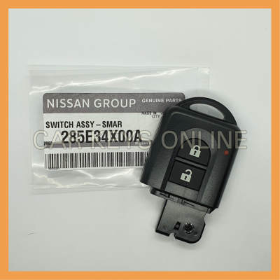 Nissan Qashqai / Pathfinder / X-Trail Smart Remote (285E3-4X00A)