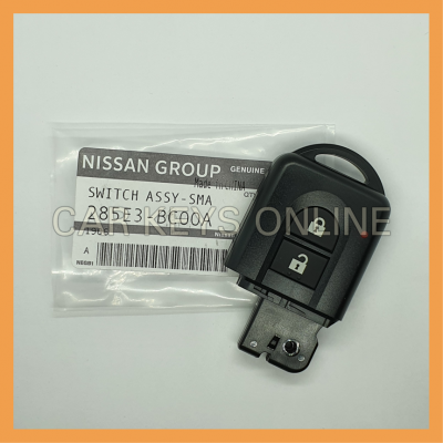 Nissan Micra / Note / X-Trail / Tiida Smart Remote (285E3-BC00A)