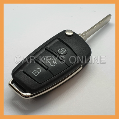 Aftermarket Remote Key for Audi A6 / RS6 / Q7 (4F0 837 220 R ROH)