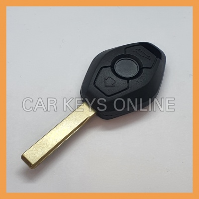 Aftermarket 3 Button Remote Key for BMW CAS2