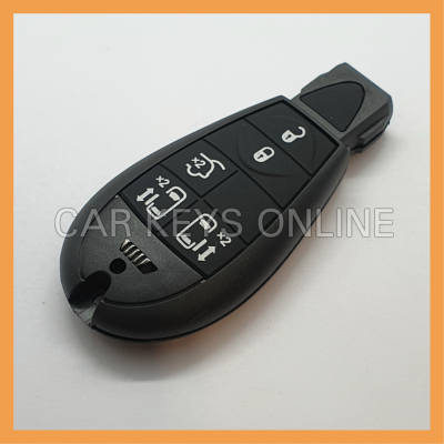 Aftermarket 5 Button Fobik Remote for Chrysler