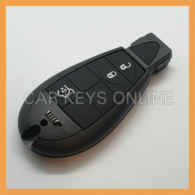 Aftermarket 3 Button Fobik Remote for Chrysler