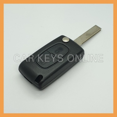 Aftermarket Key Case for Citroen C4 Picasso