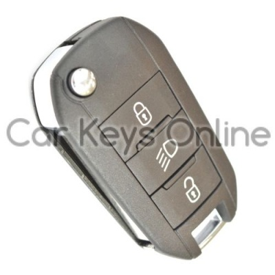 OEM Remote Key for Citroen C3 (B618) (16 170 215 80)