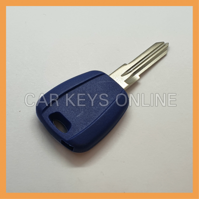 Aftermarket Key Blank for Fiat (GT15R - Blue)