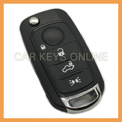 Aftermarket 3 Button Remote Key for Fiat Tipo & Egea