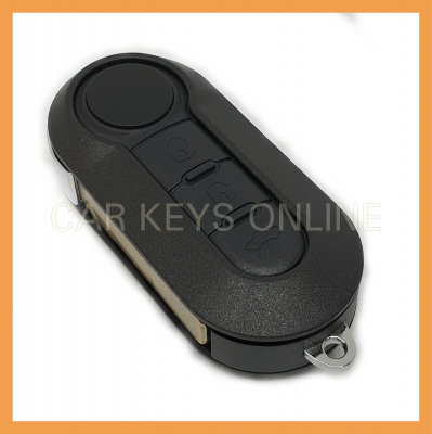 3 Button Remote Key for Fiat (Marelli BSI)