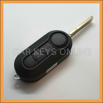 Aftermarket 2 Button Remote Key for Fiat Ducato / Citroen Relay / Peugeot Boxer