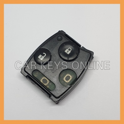 Aftermarket 2 Button Remote Insert for Honda Civic