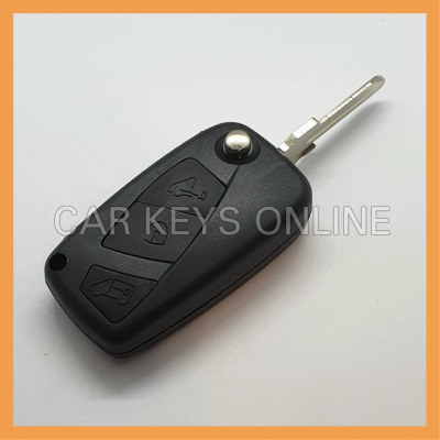 Aftermarket 3 Button Remote Key Case for Iveco (GT10)