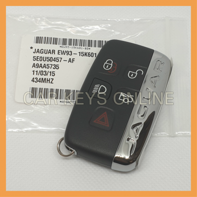 OEM Smart Remote for Jaguar XE / XF / XJ (C2D51458)