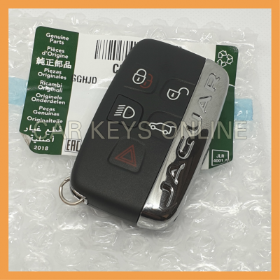 OEM Smart Remote for Jaguar F-Pace (T4A12803)