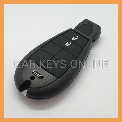 Aftermarket 2 Button Fobik Remote for Jeep