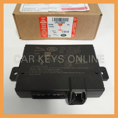 Genuine Jaguar Land Rover KVM (RFA Module) - New Type - Passive Entry (LR117932 / T2H38589)