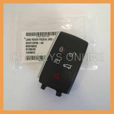OEM Smart Remote for Land Rover (Without Passive Entry) LR116871