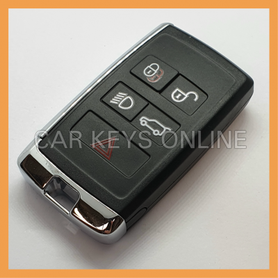 Aftermarket Smart Remote for Land Rover (With Passive Entry)