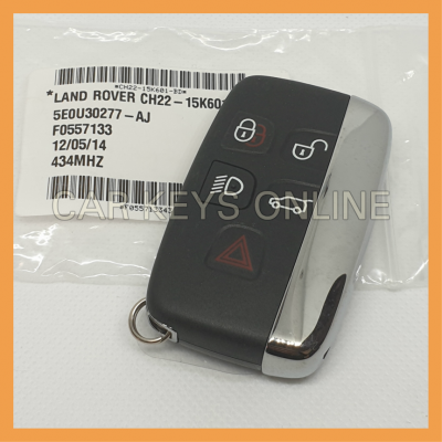 OEM Smart Remote for Discovery 4 / Freelander 3 (LR087663)