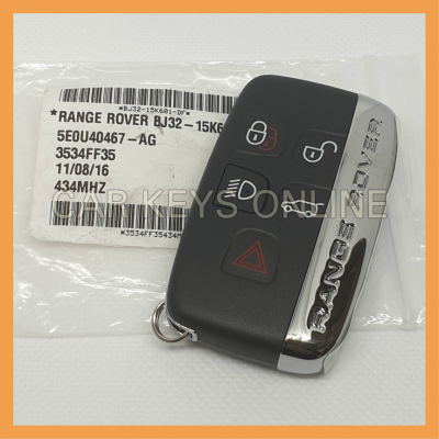 OEM Smart Remote for Range Rover (LR087106)