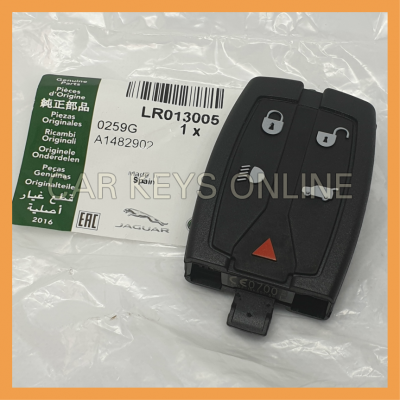 OEM Remote Key for Land Rover Freelander (2007 - 2012) LR013005