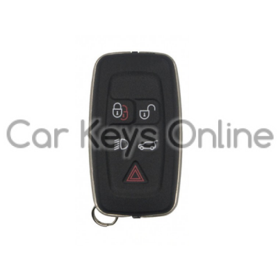 Aftermarket 5 Button Smart Remote for Range Rover (2009 - 2011)