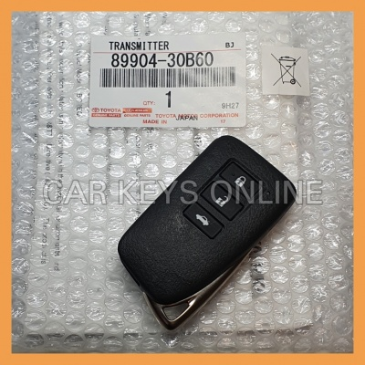 Lexus ES / GS 3 Button Smart Remote (89904-30B60)