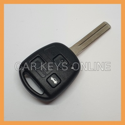 Aftermarket 3 Button Remote Key for Lexus RX