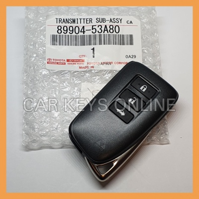Lexus IS / RC 3 Button Smart Remote (BG1EW) (89904-53A80)