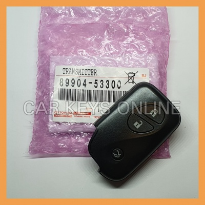Lexus IS / IS250C 3 Button Smart Remote (89904-53300)