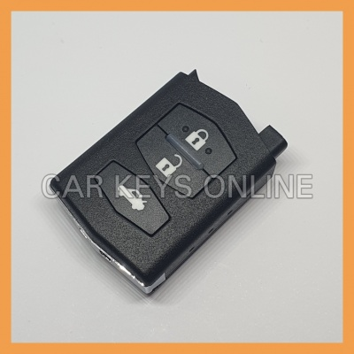 Aftermarket 3 Button Remote Case for Mazda