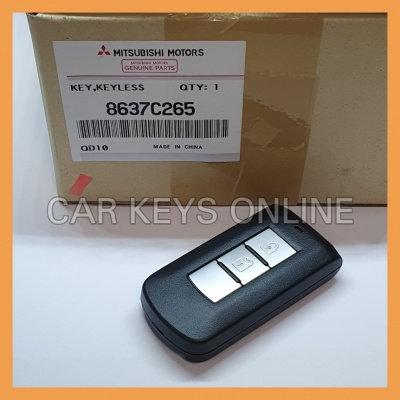 Genuine Mitsubishi L200 Smart Remote (8637B107)