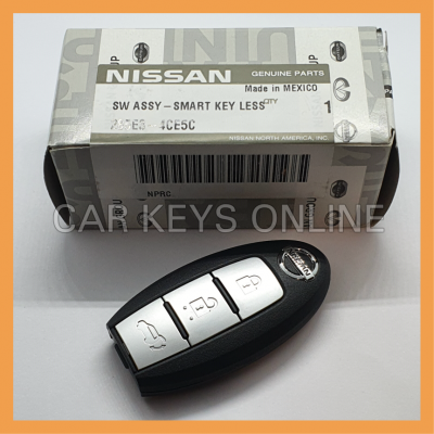 Genuine Nissan Smart Remote - Japanese Models (285E3-4CE5C)