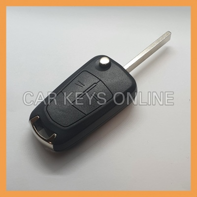 OEM 2 Button Remote Key for Opel Astra H / Zafira B (93178494)
