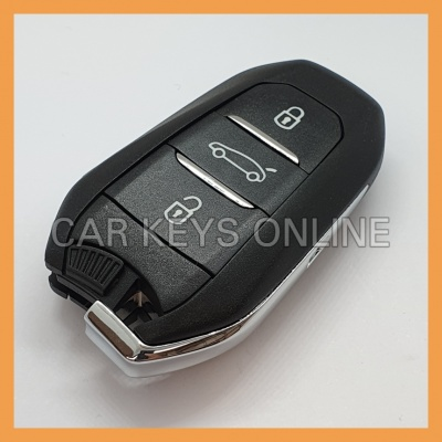 Aftermarket Smart Remote for Peugeot 308 / 508 (98 124 195 ZD)