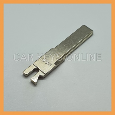 Aftermarket Remote Key Blade for Porsche Triangle Remotes