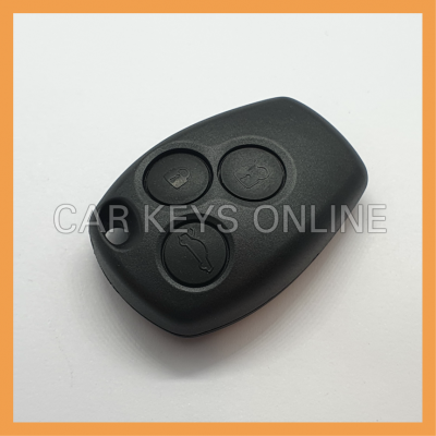 OEM 3 Button Remote for Renault Clio / Kangoo / Master / Modus / Twingo