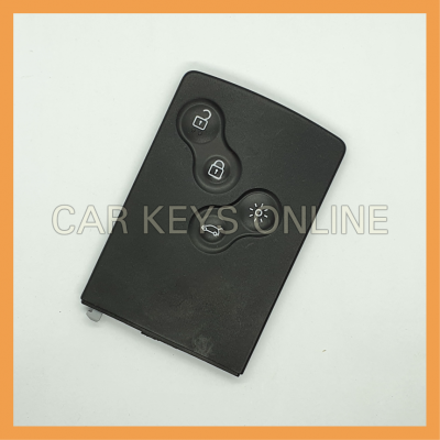 OEM Key Card for Renault Koleos (Non Handsfree) 285970036R