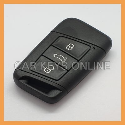 OEM Smart Remote Key for Skoda (Black) 3V0 959 752 K ROH