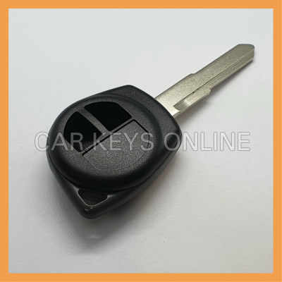 Aftermarket Key Case for Suzuki (HU133) - Without Chip Slot