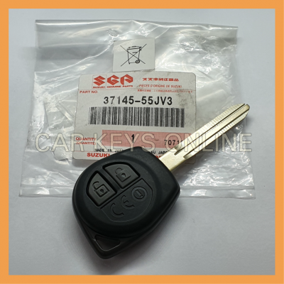 Genuine Suzuki Liana / Grand Vitara Remote Key (37145-55JV3)