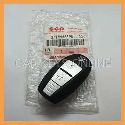 Genuine Suzuki Baleno Smart Remote (37172M68P51)