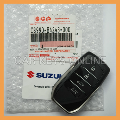 Genuine Suzuki Across Smart Remote (T8990-H4243)