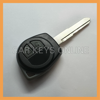 Aftermarket 2 Button Remote Key for Suzuki Ignis