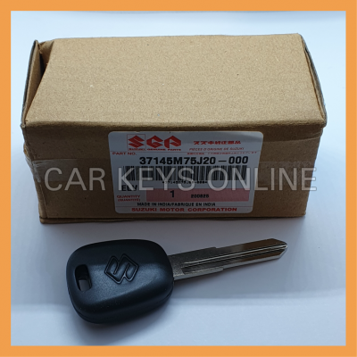 Genuine Suzuki Alto Transponder Key (37145M75J20)