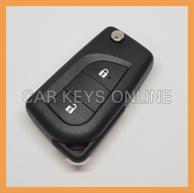OEM Flip Remote Key for Toyota Aygo (89070-0H140)