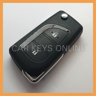 Aftermarket Flip Remote Key for Toyota Yaris