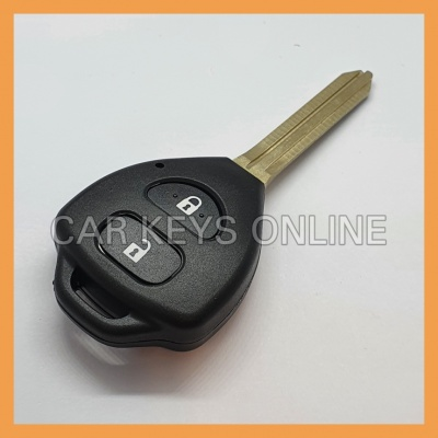 Aftermarket Remote Key for Toyota HiLux / IQ