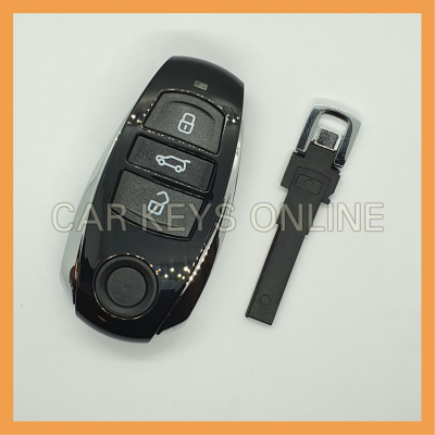 Aftermarket Remote Key for Volkswagen Touareg - Without KESSY (868 Mhz)