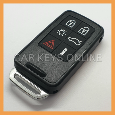 Aftermarket 6 Button Keyless Remote for Volvo