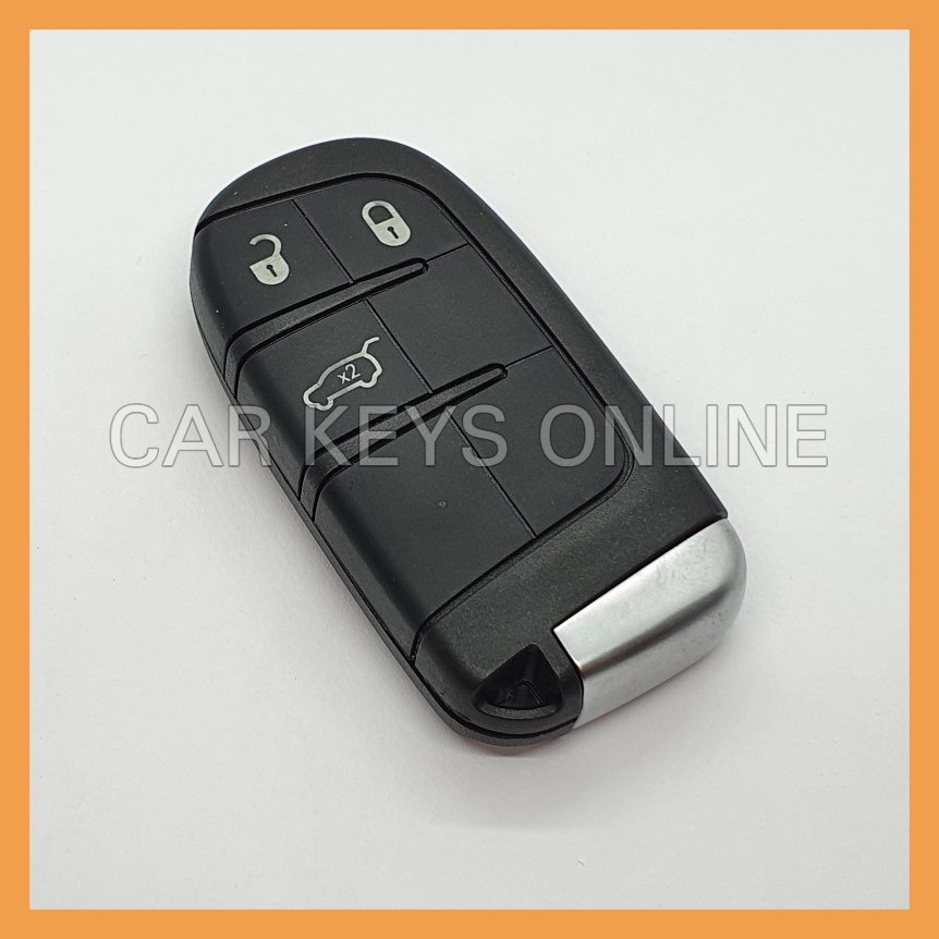 Aftermarket 3 Button Smart Remote Key for Jeep Grand Cherokee
